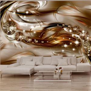 Fototapeta - Chocolate Tide 150x105 cm