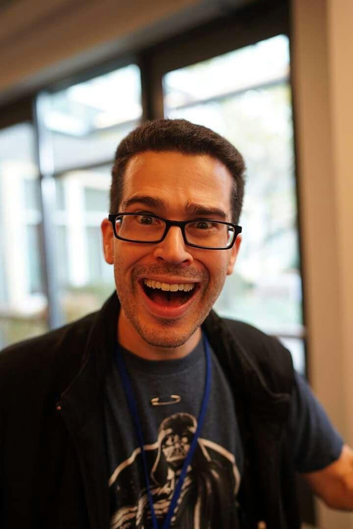 Chris Pirillo at Vlogger Fair 2016