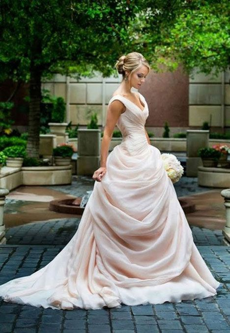 Dress - Fairytale Wedding Dresses #2146914 - Weddbook