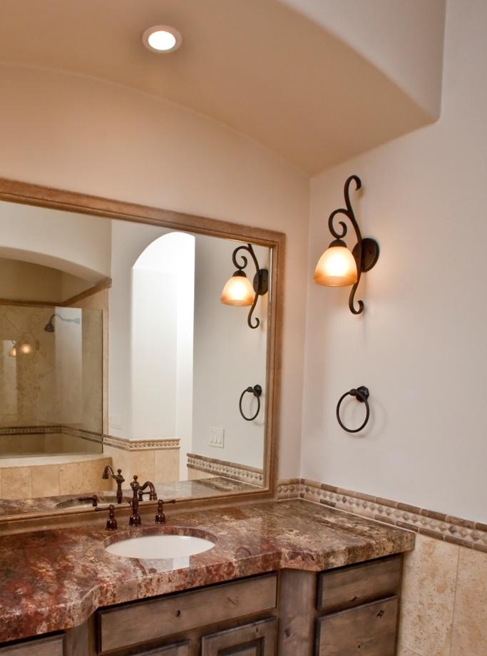 202 best bathroom lighting images on pinterest bathroom lighting what type of lighting is best for a half bath aloadofball Gallery