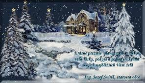 Výsledok vyhľadávania obrázkov pre dopyt vianočné pozdravy