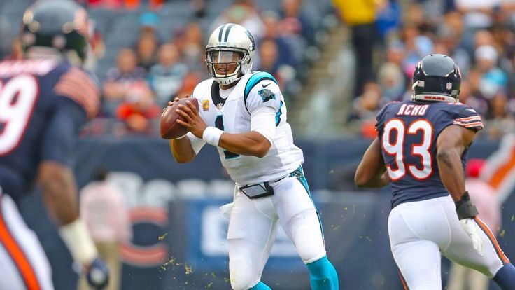 Cam Newton, Panthers searching for identity on offense after loss to Bears #FansnStars