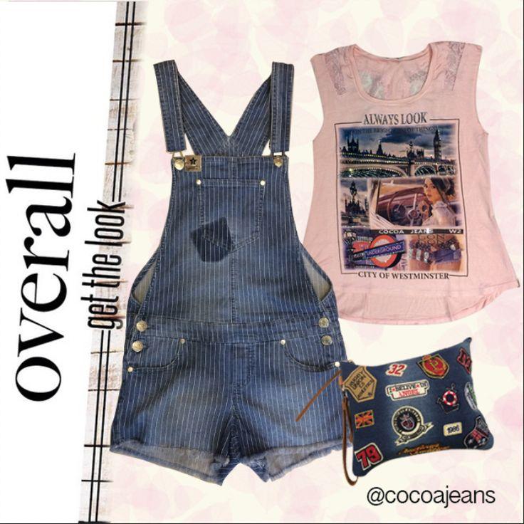 Enamórate de este hermoso #outfitcocoa #estilo #diseño #tendencia #moda #denim #cocoajeans