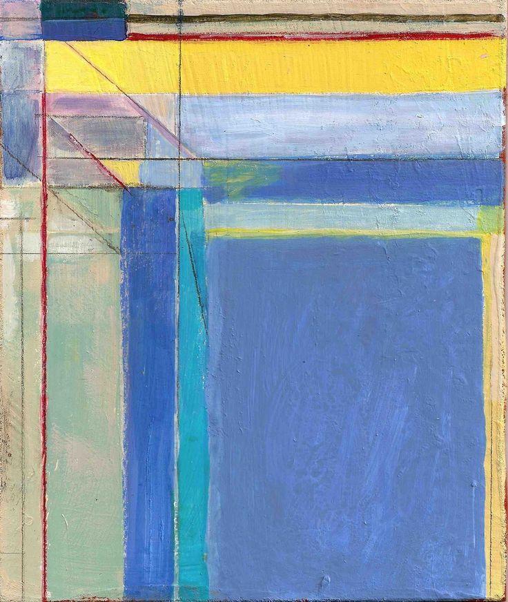 Resultado de imagen para richard diebenkorn obras
