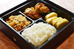 "Halal Food Delivery - Deliver tasty Japanese Halal bento boxes to Tokyo and all over Japan. We offer the supreme hospitality for Muslims. Nationwide delivery is available. ""Halal Bento Tokyo"" can deliver Halal lunch boxes to the hotel you will stay. Our WASHOKU bento boxes are suitable for travel in Japan, events, parties, business meeting, and international conferences that Muslims attend. Home delivery and catering services of Halal meals. 