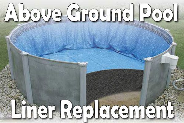 25 best ideas about pool liner replacement on pinterest backyard pool landscaping pool for Above ground swimming pool liner replacement