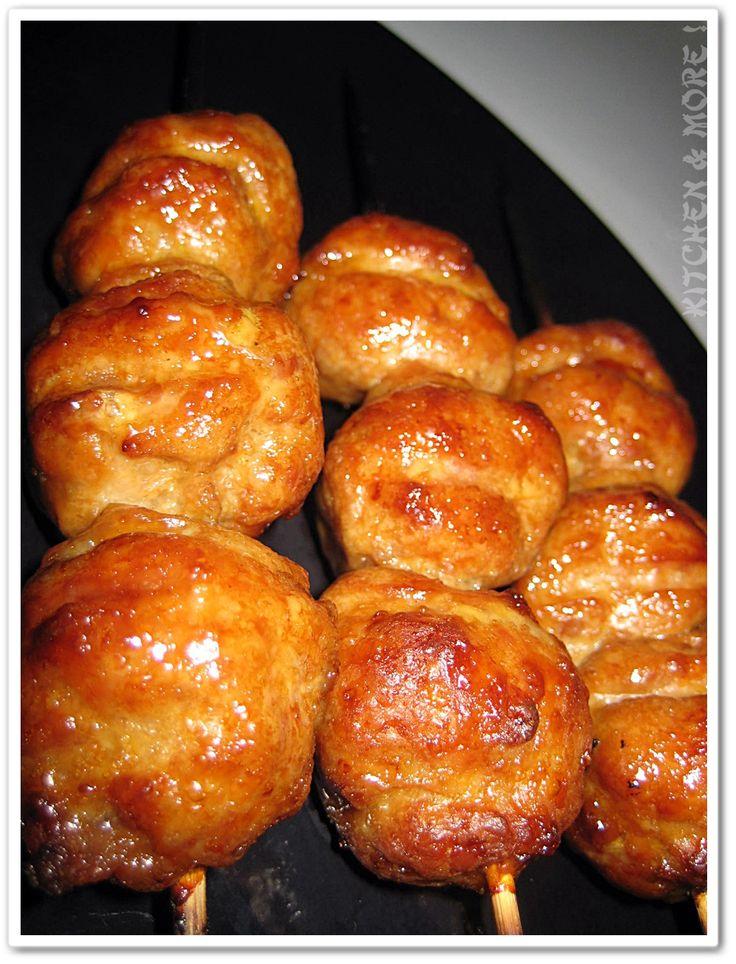 Boulettes de porc à la japonaise