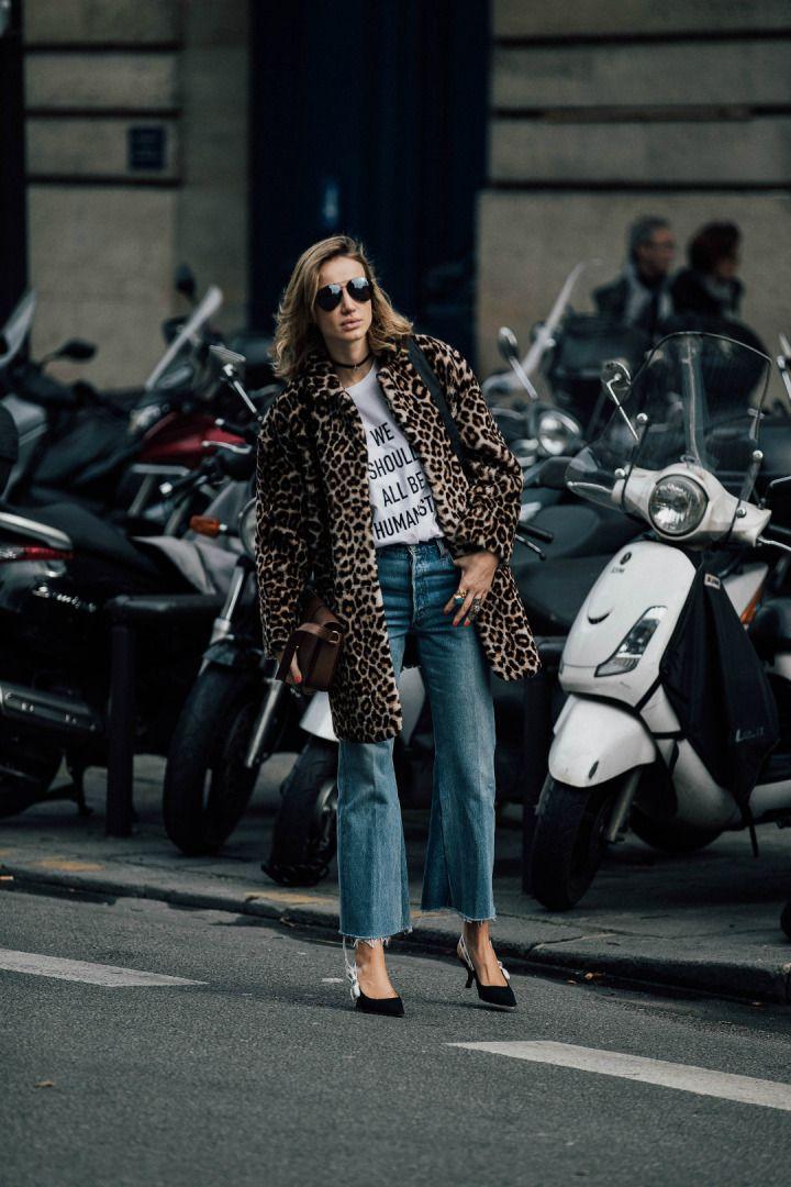Sokak Stili: 2017-18 Sonbahar/Kış Paris Moda Haftası 3. ve 4. Gün