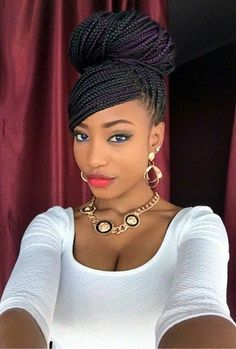 45 Latest African Hair Braiding Styles 2016 - Latest Fashion Trends