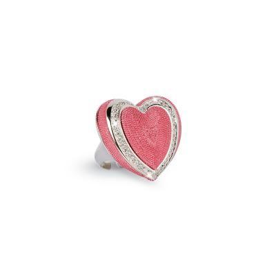 Byblos Jewels Anello Temptation rosa   Sciccosi Shop Online