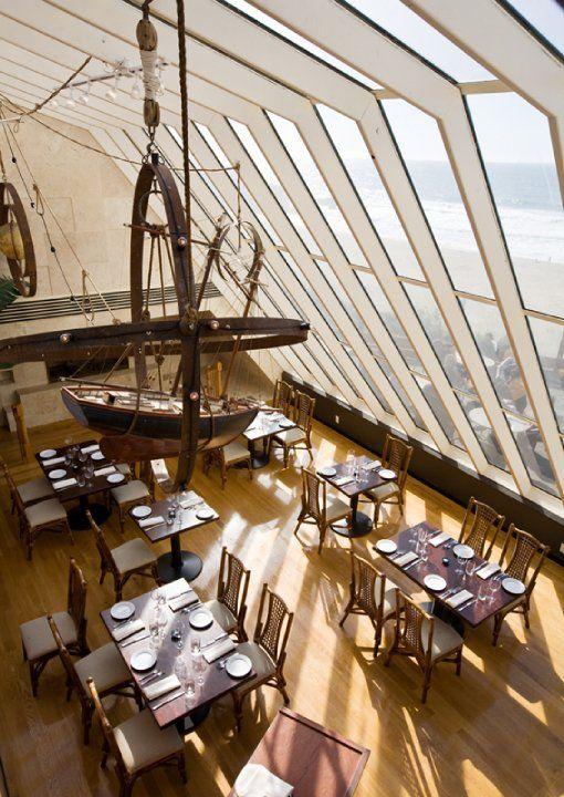 La Costanera Restaurant Half Moon Bay California Is A Small City On The Coast South Of San Francisco Stri