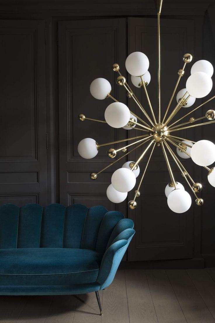 94befb1d88361bd43b85dbd09cfa3fea  brass chandelier chandeliers 10 Bon Marché Lustre Grand Diametre Phe2