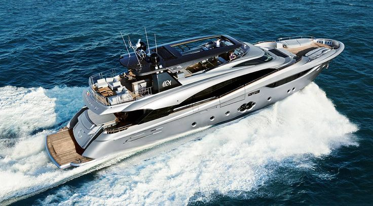MYC 105 by Monte Carlo Yachts