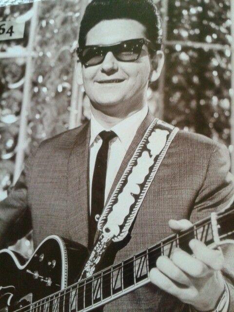 American singer Roy Orbison