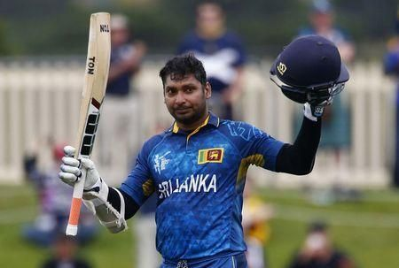 World Cup, Match No. 35: Sri Lanka vs Scotland Action images from the Bellerive Oval, Hobart.