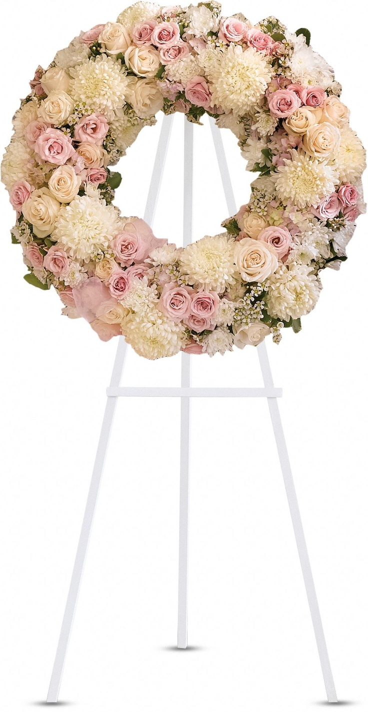 15 best flower arrangements images on pinterest flower order peace eternal wreath from angelones florist your local raritan florist send peace eternal wreath for fresh and fast flower delivery throughout izmirmasajfo