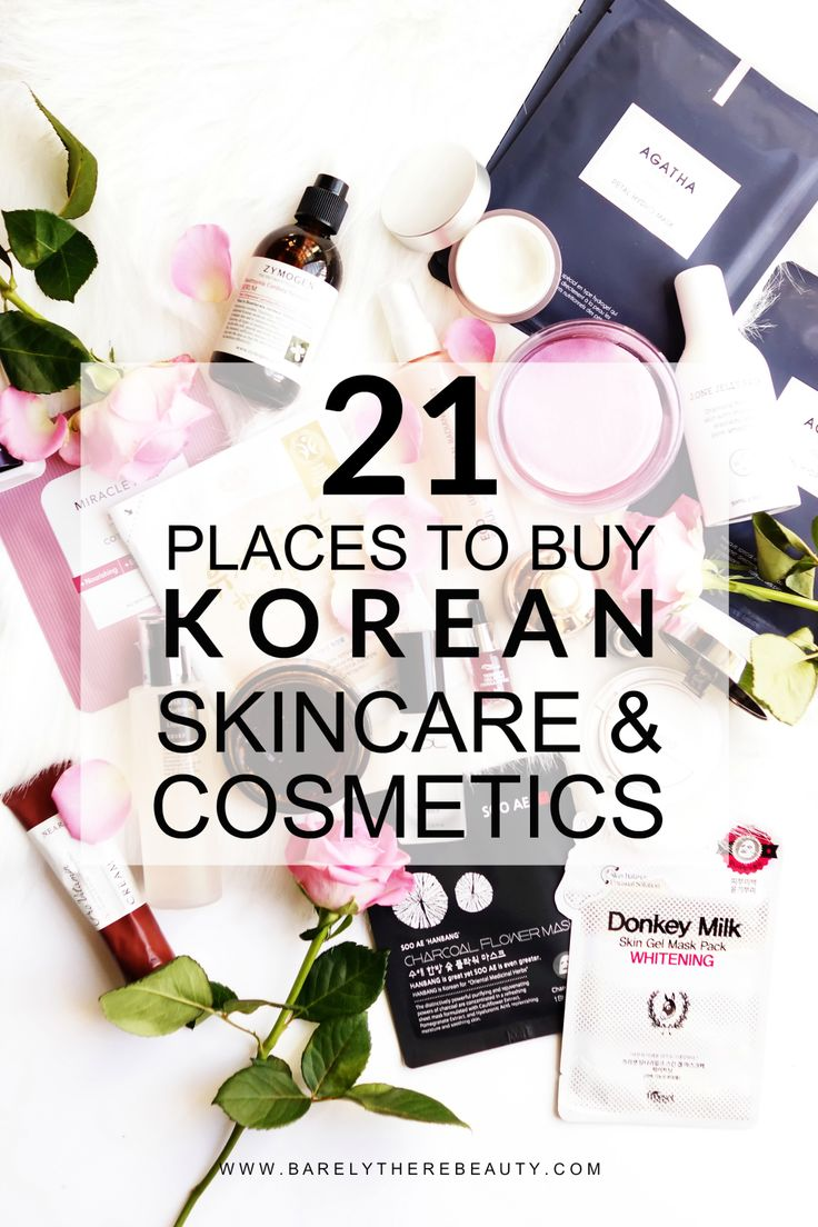 Where To Buy Korean Skincare & Beauty UK | by Barely There Beauty
