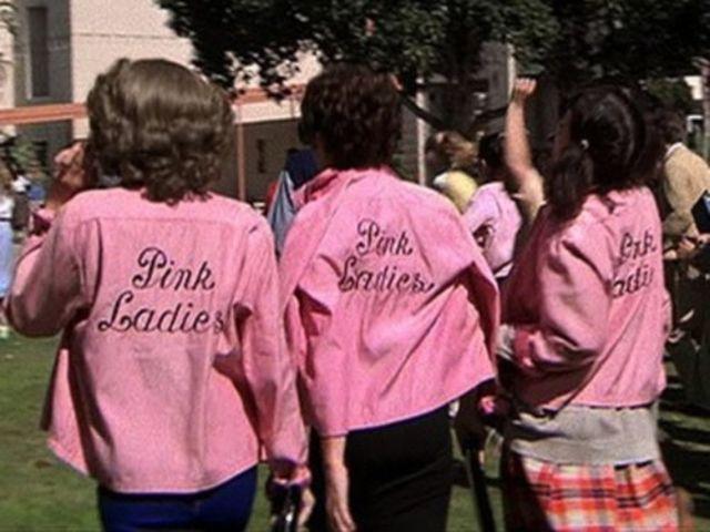 7 best pink ladies jacket images on Pinterest   Pink ladies jacket ...