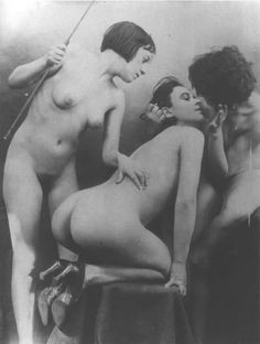 Best of 1900 Vintage Nude Lesbians