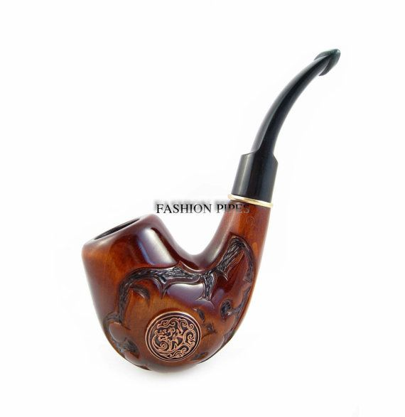 Fashion Style NORDIC Wood pipe  Tobacco Pipe/Pipes by FashionPipes