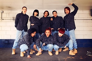 ReQuest Dance Crew - The dance crew that introduced Polyswagg to the world. Crowns Up!