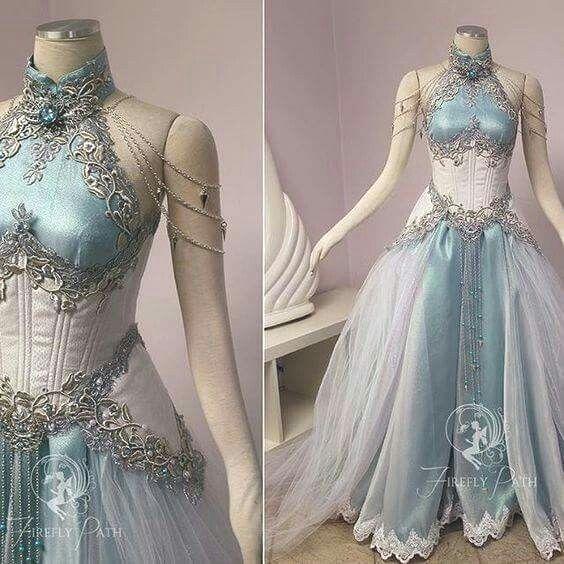 pin by immortes requiem on fantasie kleider elf dress fantasy