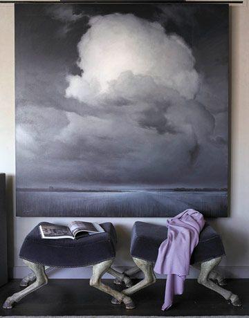Le pouvoir des couleurs neutres : visite d'un appartement à Manhattan