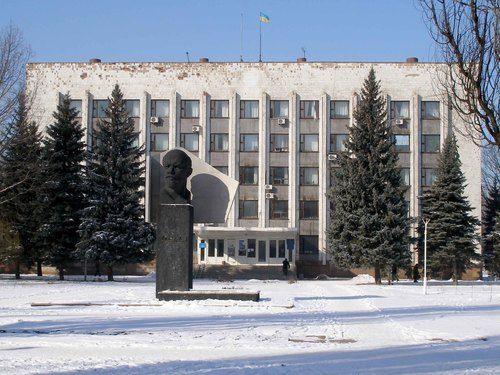 Калининский исполком | Горловка (Донецкая область)