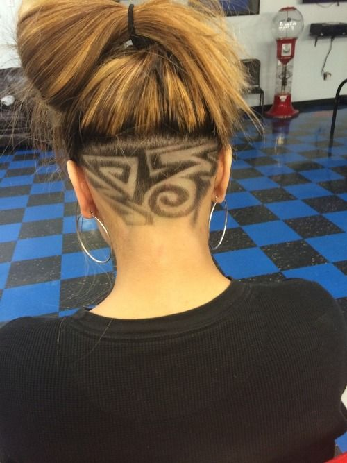 Love It Hair Styles Hair New Hair Trends Undercut