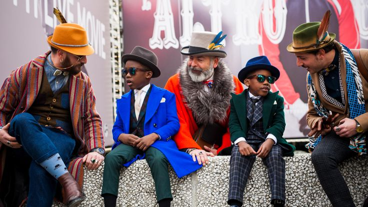 News – Tipp:  ift.tt/2D2NhVx Männer Mut zur Farbe! – Streetwear-Trends für Mod… – Christine Maria Weismayer