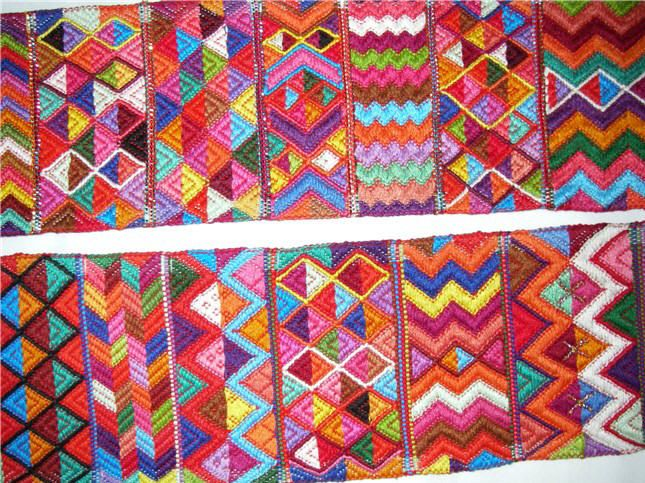 Lovely Guatemalan Textiles Print And Patterns