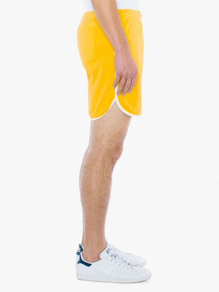 Interlock Basketball Shorts | American Apparel