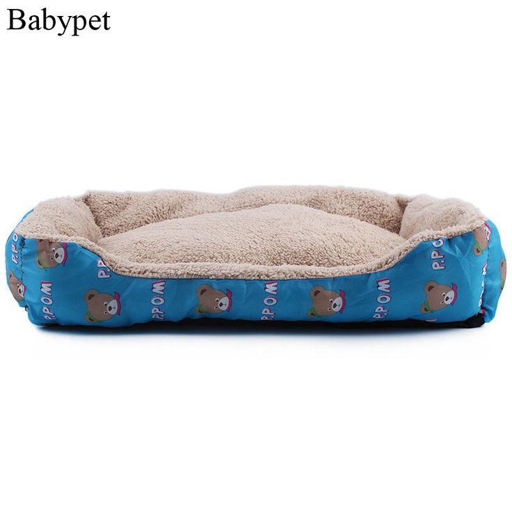 2016 Newest cartoon puppy pet dog bed for winter warm house for small chihuahua teddy Kennel Doggy Warm Cushion Basket