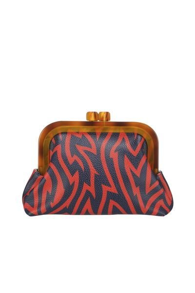 Earn HappyPoints when you buy a Karen Walker Flames Clutch. Redeem points for designer goodies by Meadowlark, Kathryn Wilson, Juliette Hogan, Salasai, Twenty-Seven Names,
