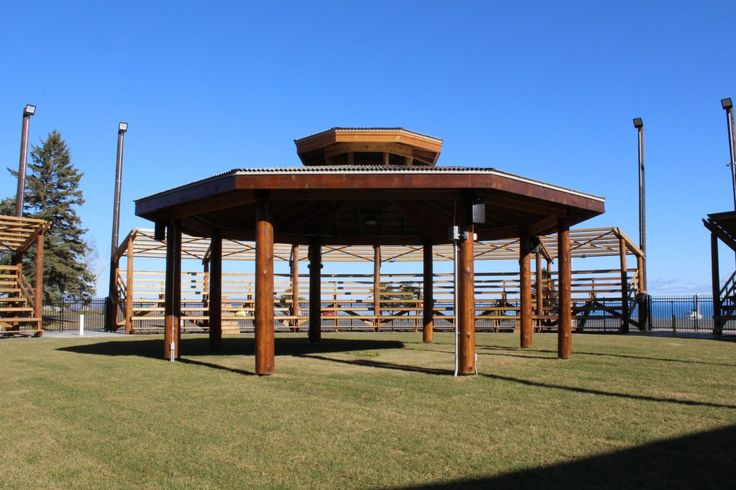 FORM Architecture Engineering :: Mt McKay Pow Wow Grounds :: Thunder Bay, Ontario Canada