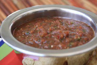 Kadee's Cookbook: Homemade Chipotle Salsa - Like Rubios