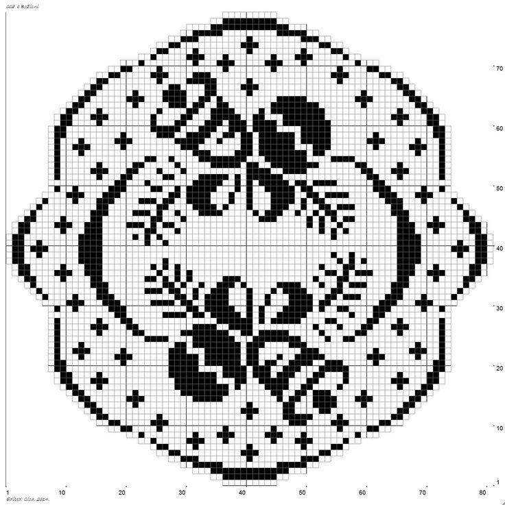 Nice Häkeln Filet Frei Muster Sketch - Decke Stricken Muster ...