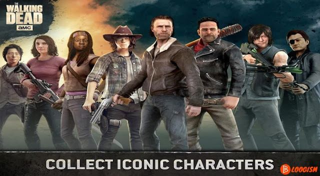 The Walking Dead No Man S Land 3 1 5 4 Apk Mod Data Android