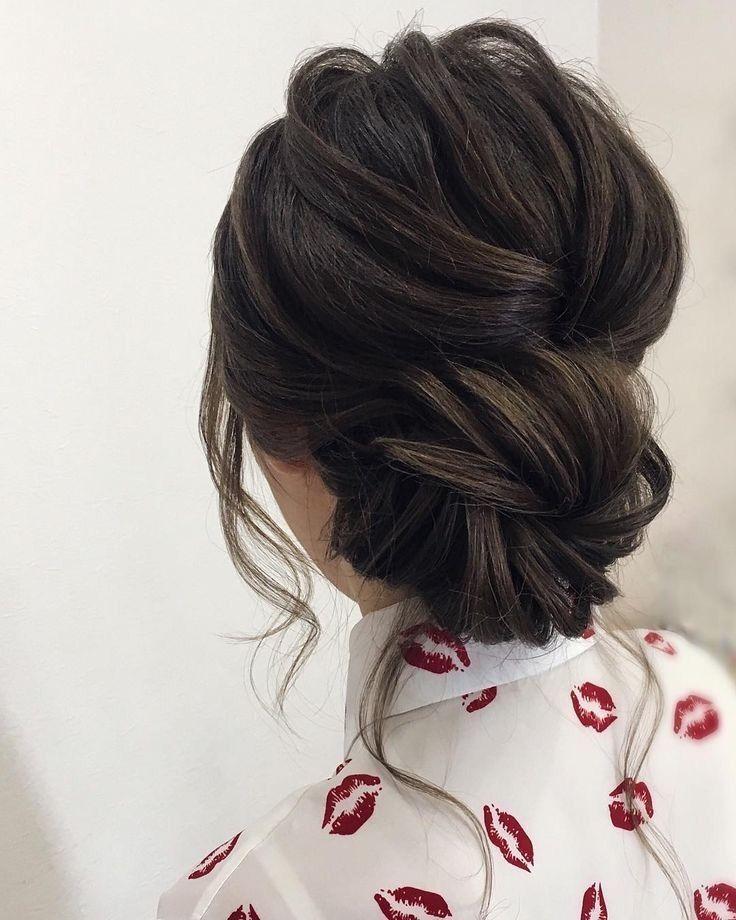 Wedding ceremony Hair Updo | trouw kapsel | #bruiloft #trouwen #marriage ceremony #concepts #trouwjurk…