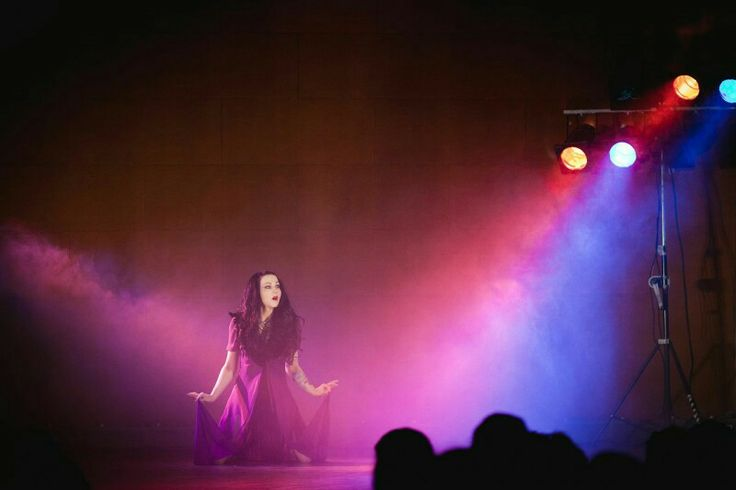 Venomous performing in Kåren, Turku  (picture: Aki Aro / photoworks.fi)