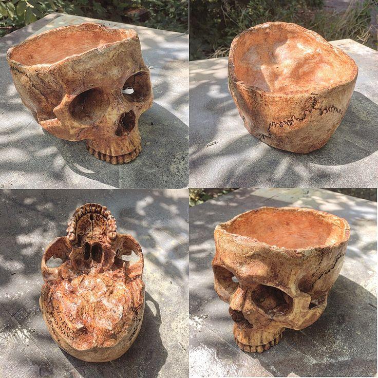 Catacomb Culture Bone Decor Art By Catacombculture