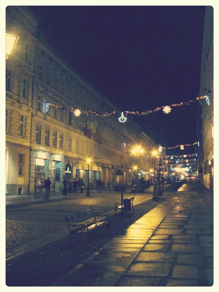 Promenade Deptak Boguslawa Wonderful place to visit in Szczecin