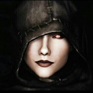 Serana. Skyrim Dawnguard