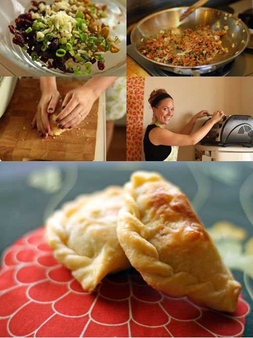 Empanadas Recipe to try out, from a woman that lived in Argentina for two weeks and is now in Japan...