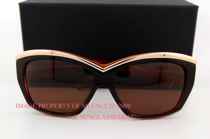 New DSQUARED Sunglasses DQ 0017 17 05E BLACK/HAVANA