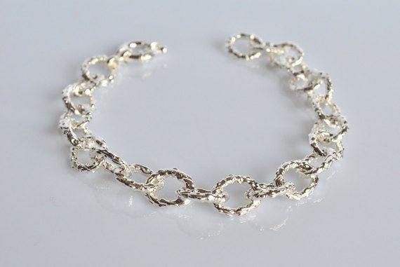 Bracciale argento 925catena argentocatena di VMJewelryDesign