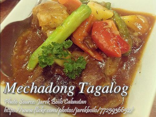 how to cook mechadong manok