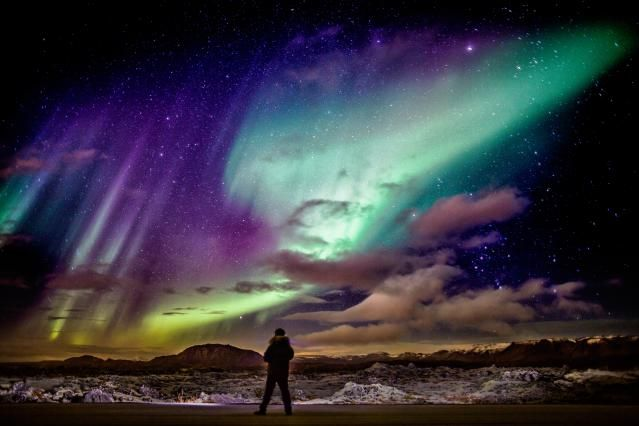 Learn how the aurora works and what makes the colors of the northern and southern lights.