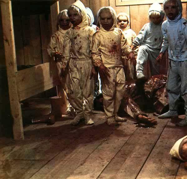 David Cronenberg contrapicado