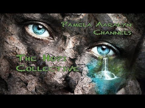 Pamela Channels The Hopi Collective, Gaia and Hurricane Irma - YouTube